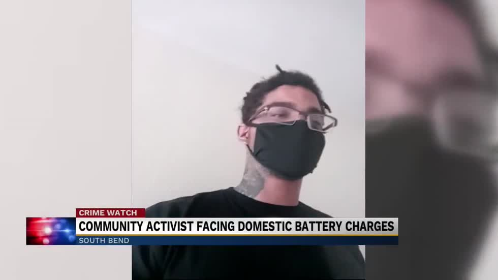 Warrant issued for the arrest of a South Bend community activist